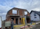 Budowa Budynku mieszkalnego jednorodzinnego z garażem 155 m2 w Gliwicach